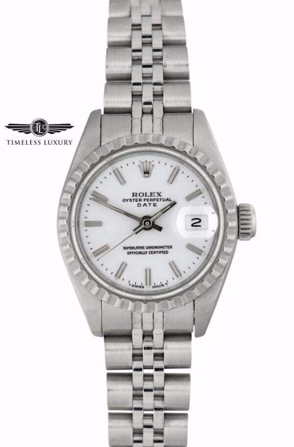 1992 Ladies Rolex datejust 69240