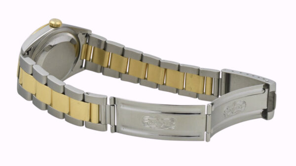 Rolex datejust 16233 oyster clasp