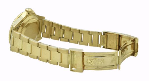 2000 Rolex 16618 blue dial