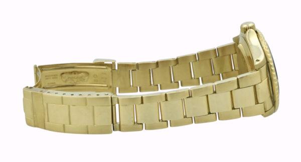 Rolex Submariner yellow gold band