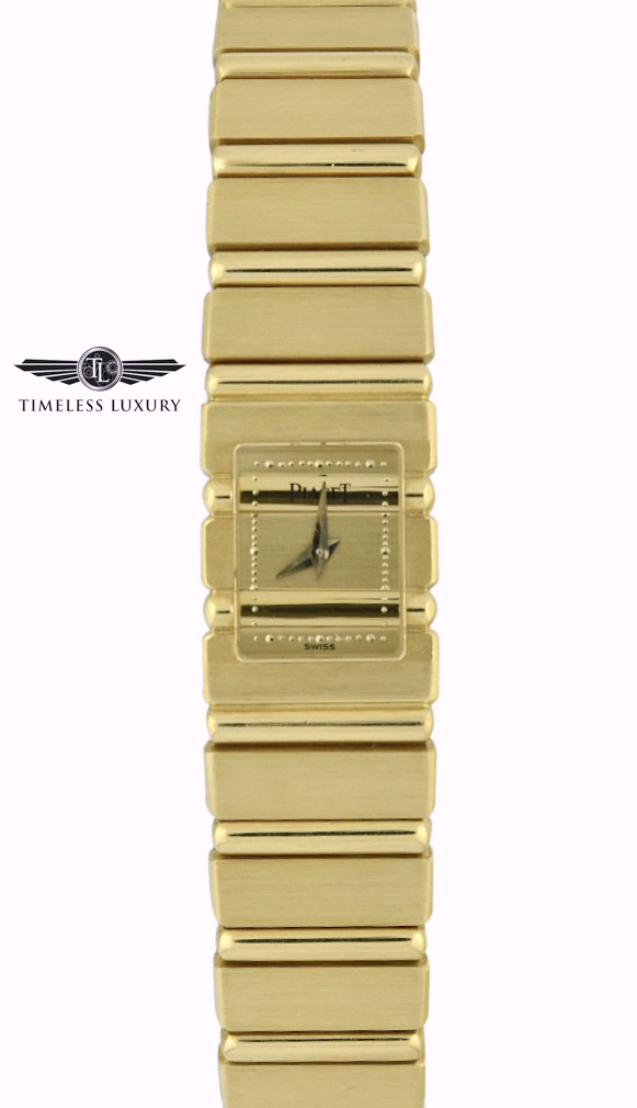Ladies Piaget Polo 15201 C 701 FOR SALE