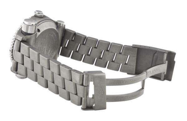 Breitling Emergency clasp
