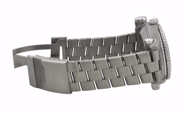 Breitling emergency titanium band