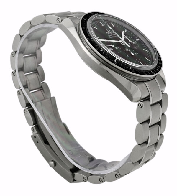 OMEGA Moonwatch Sapphire crystal