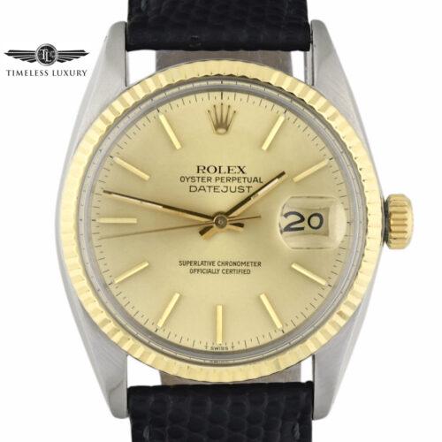 1978 Rolex Datejust 16013