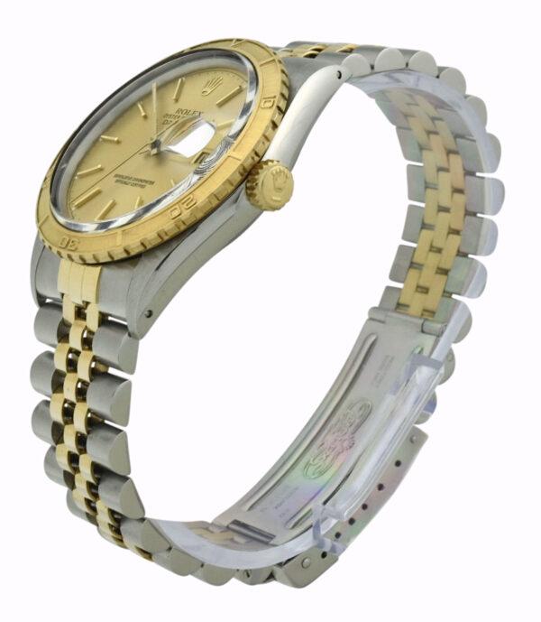 1986 Rolex Datejust turn-o-graph 16253