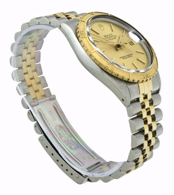 Rolex Turn-O-Graph 16253 champagne dial