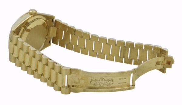 2004 Rolex 118238 President clasp
