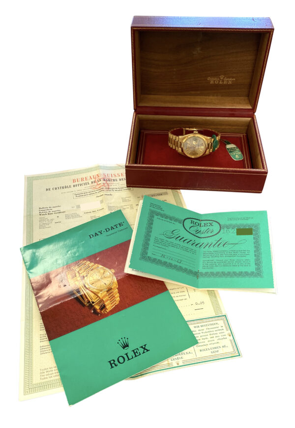NEW Rolex President 1803 for sale