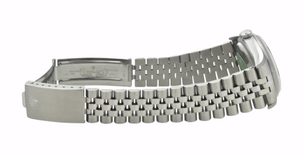Rolex datejust 16220 jubilee band