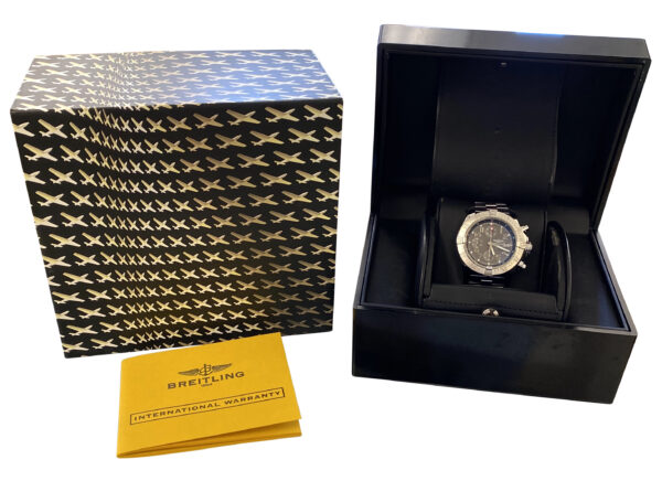 Breitling Avenger Skyland A13380 Grey Dial for sale