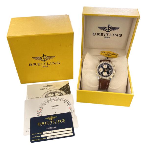 Breitling Old Navitimer II D13022 For sale