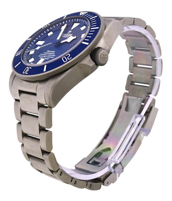 Tudor Pelagos 25600tb blue dial