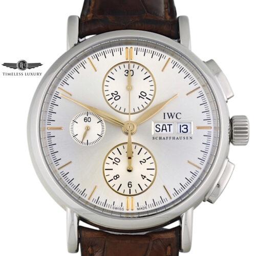 IWC Portofino Chronograph IW3783