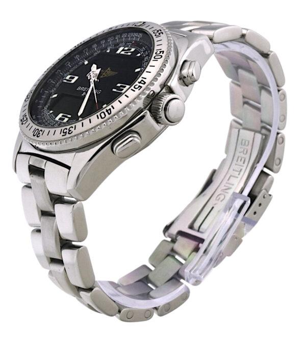 Breitling B1 A68362 Black dial