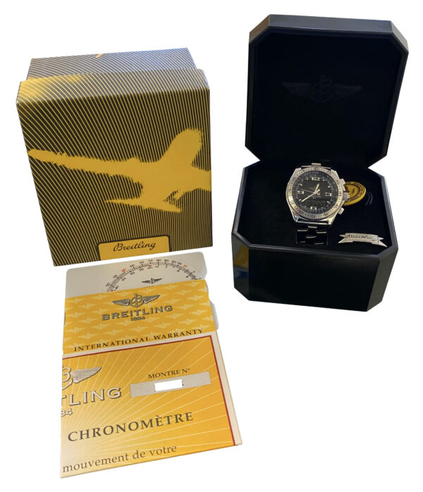 Breitling B1 Chronograph A68362 FOR SALE