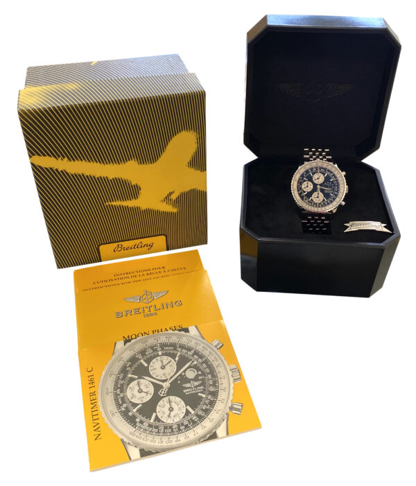Breitling Navitimer 1461C A19322 For sale