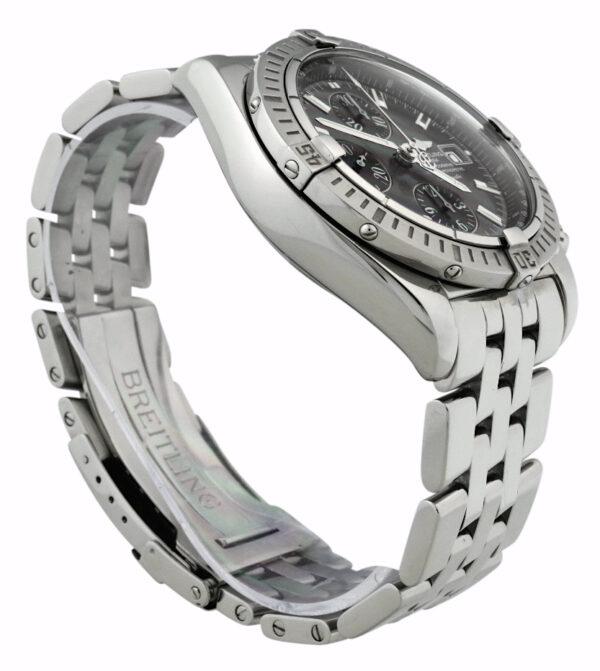 Breitling a13356 grey dial