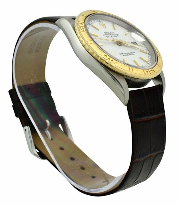 Rolex Datejust Turn-o-graph 16263