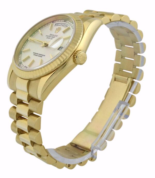 2005 Men's Rolex President 118238