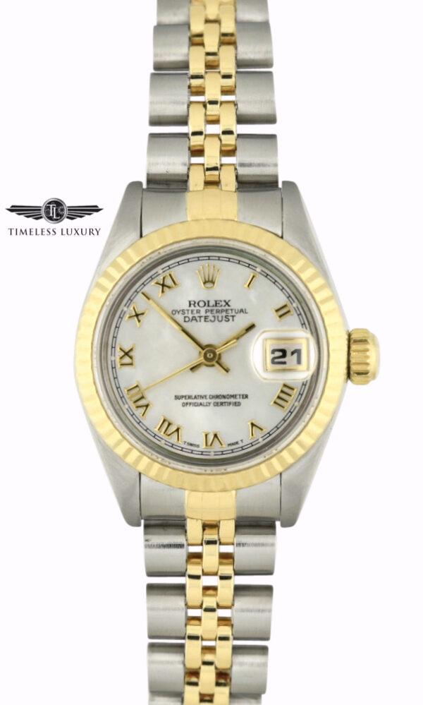 1993 Ladies Rolex datejust 69173