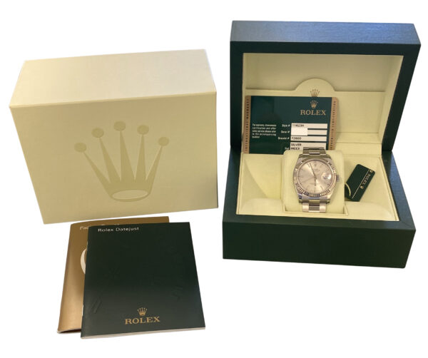 2012 Rolex datejust 116234 for sale