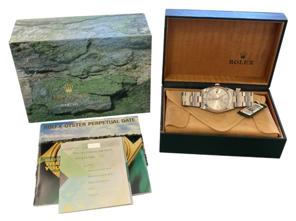 Men's Rolex Oyster Perpetual Date 15200 for sale
