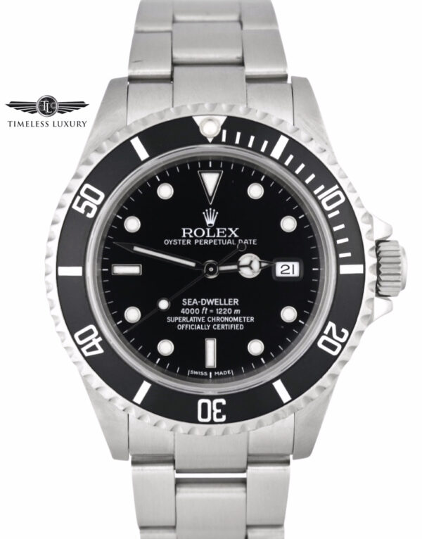 1999 Rolex Sea-Dweller 16600 For sale