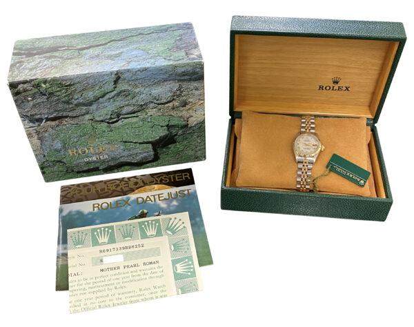 1993 Ladies Rolex datejust for sale