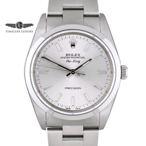 2005 Rolex Air-King 14000M NEW