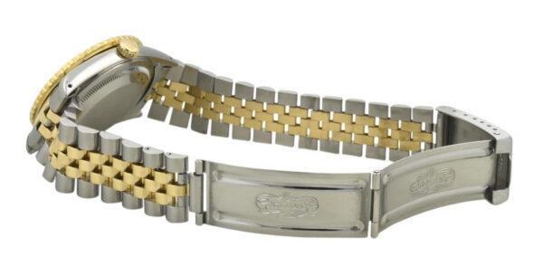 Rolex turn-o-graph band