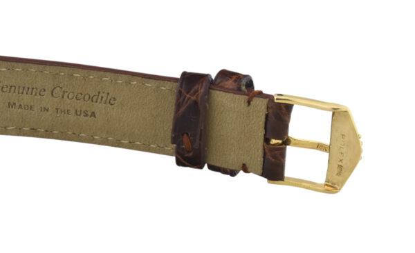 Vintage rolex gold buckle