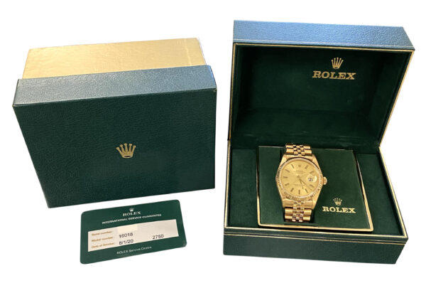 1979 Rolex Datejust 36mm 16018 for sale