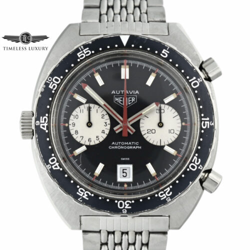 Heuer Autavia Viceroy 1163V FOR SALE