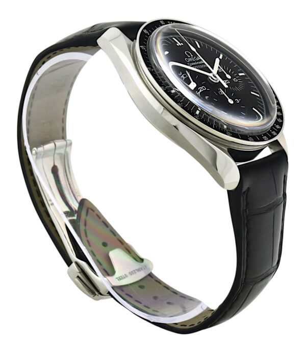 OMEGA Moonwatch leather strap