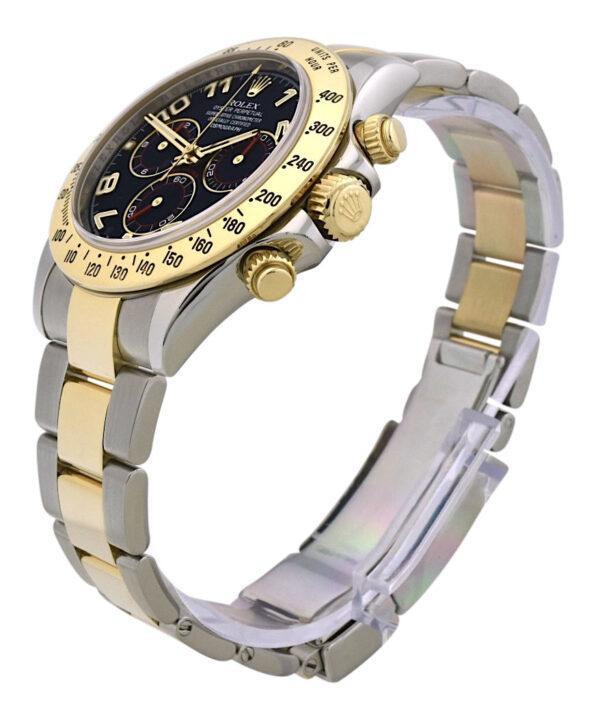 Rolex daytona 116523 blue dial
