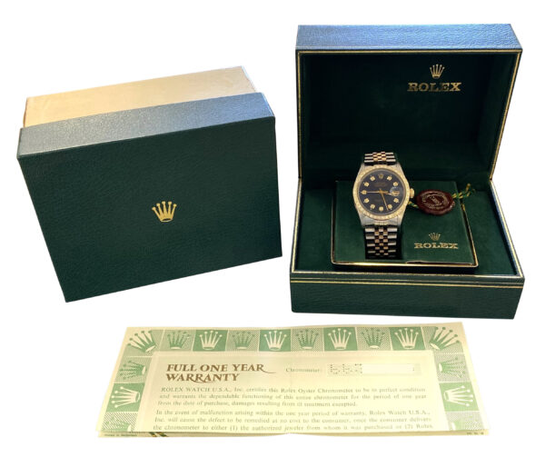 1980 Rolex datejust for sale