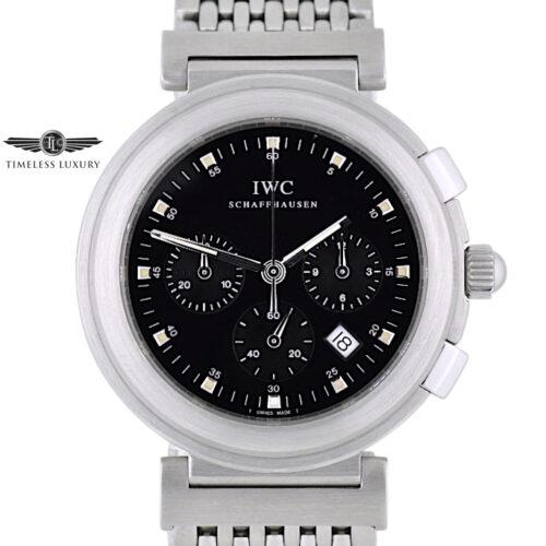 Iwc Da Vinci Chronograph SL IW3728