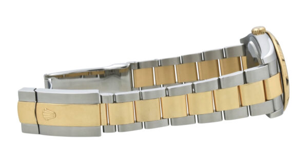 Rolex steel & rose gold oyster band