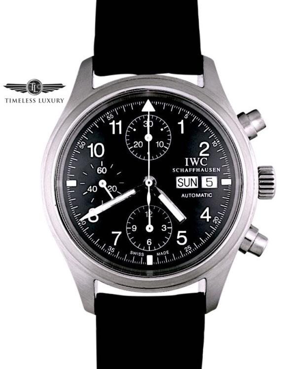 IWC Pilot chronograph IW3706