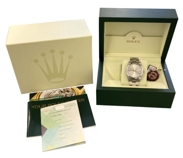 NEW Rolex Air-King 14000m for sale