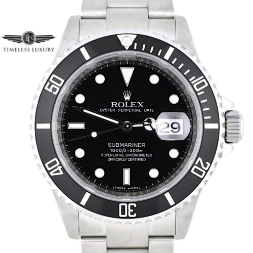 2007 Rolex submariner 16610T for sale