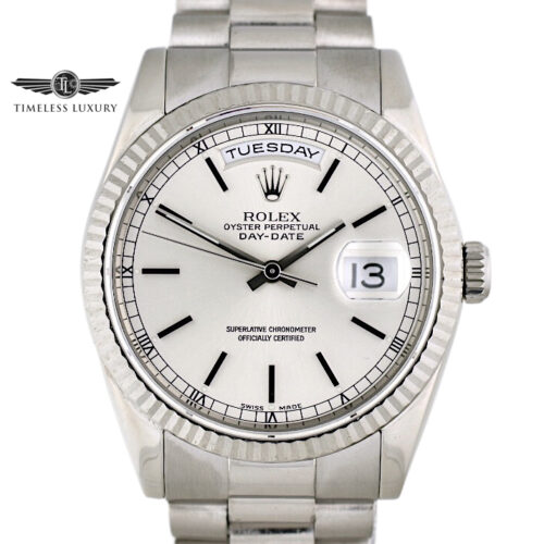 Rolex Day-Date President 118239 for sale