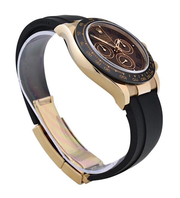 Rolex 116515ln chocolate dial