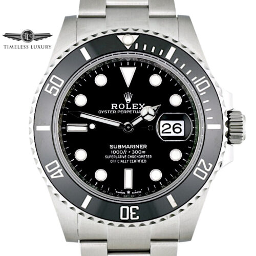 2021 Rolex Submariner Date 126610LN For sale