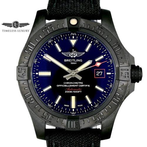 Breitling Avenger Blackbird V17311