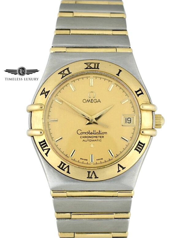 OMEGA Constellation 1202.10.00 Automatic 35mm