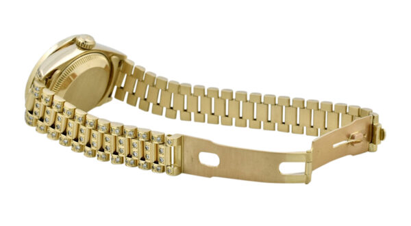 IMG 0250 600x331 - Ladies Rolex President 26mm