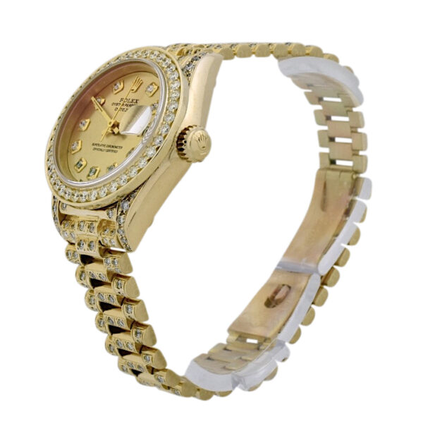 IMG 0258 600x631 - Ladies Rolex President 26mm