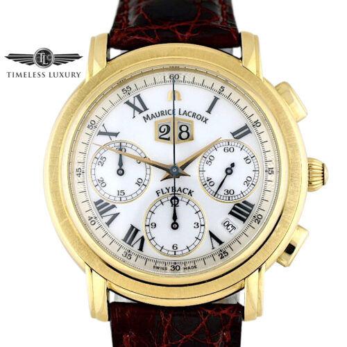 Maurice Lacroix Masterpiece Flyback 15829